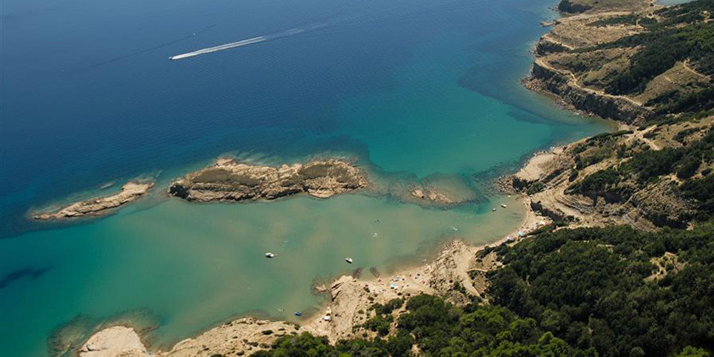 lopar on the island of rab is the ideal place for your vacation